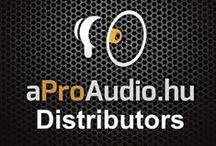aProAudio Distributors / www.aproaudio.hu