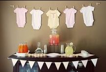 Baby Shower / |inspiration| because you're only a mom for the first time » once