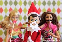 Elves & Shelves / what kind of mischief will |Elf on a Shelf| get into » this Christmas
