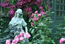 Charming Garden Spaces / by Patricia Main
