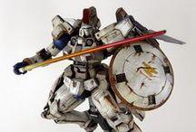 Custom Gundams