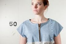 PLURAL - collection II / Kollektion 2015 von Plural - organic.upcycling.fashion