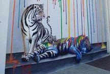 """ARTE & PINTURA / """"La pintura es poesía muda; la poesía pintura ciega.""""  ― Leonardo da Vinci"""
