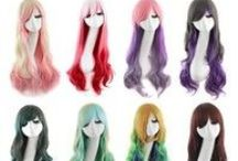 Let's Cosplay! / Keep your favorite characters close to heart and their looks on point with our great selection of wigs, costumes, and props!