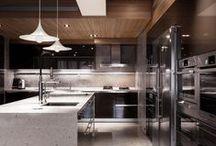 Kitchen Design / The most stylish and creative kitchen designs around!