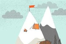 Travel • Ilustrations / Draw your travels