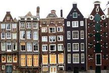 Amsterdam / Dykes, bikes & lots to like
