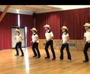 Line Dancing / Rivitanssi