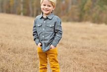 Fall Fashion - Boy / A board of stylish and trendy boy fashion ideas for your little man. Perfect for photo shoots and everyday wear!