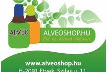 Alveo www.alveoshop.hu / ALVEO - 26 gyógynövény hidegen sajtolt kivonata forrásvízben oldva. Vitaninok és bio kozmetikumok.