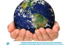 Conservation / Go green!