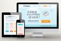 WELL / Web & mobile / Our online creations - smart, fun & effective