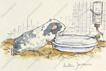 Anita Jeram Illustrations / I just adore her work