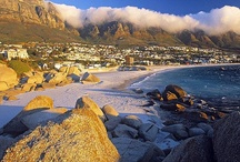 South Africa - Beloved Country / Traveled the world. The more we travel, the more we fall in love with our country and it's people... / by Dot Steyn