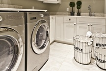 laundry room organization & ideas / by Carmen Hochsprung