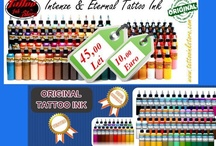 Tattoo Ink Store Supplies / www.tattooinkstore.com