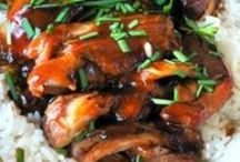 Chicken & White meat Recipes