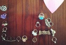 Let's Accessorize / Earrings, necklaces, shoes, sandals, bracelets, flip-flops, rings, hats, bags, purses, glasses, you name it. / by Monica Lindsay