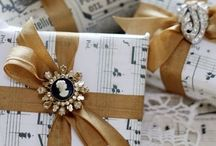 It's a Wrap / Gift Wrapping Ideas
