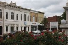 Historic Downtown Statesboro