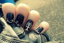 On my fingertips / Nail art ♥