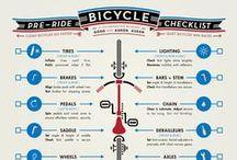 Jak dbać o rower / szybkie listy kontrolne do samodzielnego sprawdzania