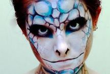 LARP: costumess, make up etc.