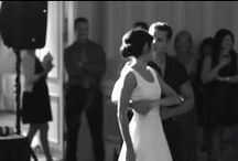 Wedding Dance Inspiration Videos / Ideas for first dances as husband & wife and the whole wedding party!