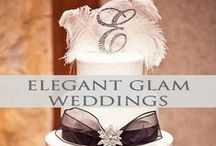 ♥♥♥Crystal Glam Elegant Weddings / Nothing says elegant more than sparkling crystals. Wow your guests with spectacular crystal glam elegance! Dazzle Me Elegant pins the latest trends to keep you in the loop! Please pin up to 10 pins at one time and then wait for others to pin before re-pinning. For an Invite to our group board leave a comment on the ~ YOU'RE INVITED board ***To avoid spam, excessive hashtags, please do not invite others to join and keep pins wedding related and helpful for brides-to-be :)