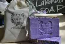 Soap, Salt & Oils / Just love the smell of essential oils and potpourri