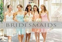 ♥♥♥Bridesmaid Inspiration / Don't forget the bridesmaids! Here are some great pins for wonderful ideas! We pin the latest trends to keep you in the loop!