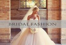 ♥♥♥Bridal Fashion / Bridal gowns and accessories ideas. We pin the latest trends to keep you in the loop!
