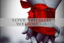 Love is in the air! / Love...without it there wouldn't be a wedding :) We pin the latest trends to keep you in the loop!
