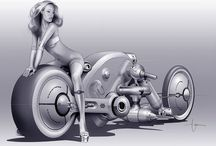 Concept Design / Concept of transportation design