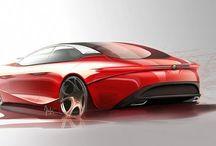 Automotive Design / Transportation design, Automotive world