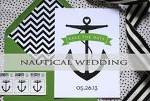 ♥♥♥Nautical Wedding / Ideas and visual inspiration for the perfect nautical wedding. We pin the latest trends to keep you in the loop!