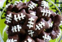 Game Day Goodies / Entertain like a pro with these recipes and tips, perfect for the Big Game.