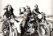 Mods & Rockers / A collection of all things Mod & Rocker / by Broken Riders