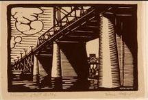 Woodblock Engraving