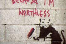 Banksy / Banksy art
