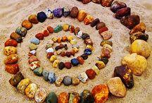 Art ~ STONE / #Art, #StoneArt, #RockArt. Stone Art
