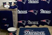 NFL Fan Bath / Everything everyone needs to complete a best fan bath.