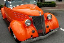 HISTORICAL CARS / #HistoricalCars, #Cars. Vintage, historical cars
