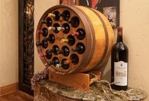 WINE BARRELS / #WineBarrels. I like wine barrels.
