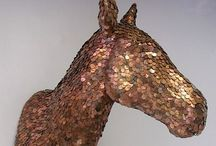 PENNIES! / #Penny. All kinds of stuff made by just pennies.