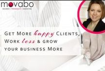 Business Attitude: BLOG / HOW TO START+GROW under BUDGET Strategies, tools and tactics to accelerate business growth and get you more happy clients!