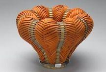 Art ~ BASKETRY / #Art, #Basketry, #Baskets. Basketry.