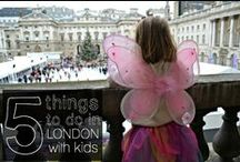 Family Travel Top 5 Tips for places around the world / Our Top 5 tips for family friendly things to do in places around the world