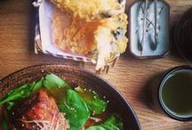 Food~ / Discoveries of cool, delicious food and places worth visiting.