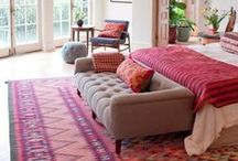 STYLE: eclectic/global / Your style is a blend of ethnic backgrounds and primitive pops.